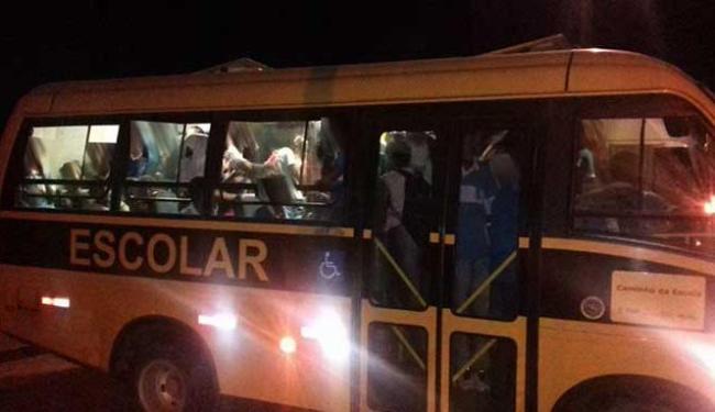 Flagra aconteceu na noite da quinta-feira, 9 - Foto: Divulgação   PRF