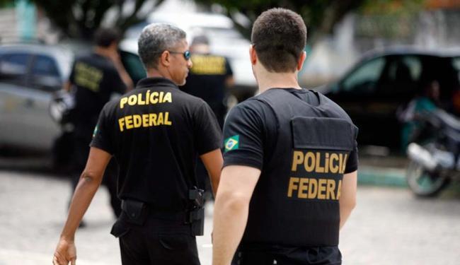 Operação da Polícia Federal ocorre na Bahia e mais oito estados - Foto: Luiz Tito | Ag. A TARDE | 08.10.2015