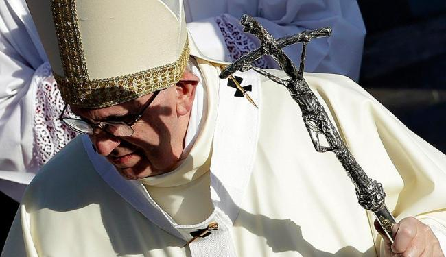 Papa fez crítica durante Jubileu dos Enfermos e Portadores de Necessidades Especiais - Foto: Max Rossi | Reuters | 14.02.2016