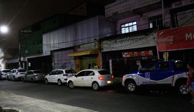 Lojas permaneceram fechadas até à noite desta quinta-feira - Foto: Margarida Neide | Ag. A TARDE