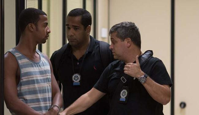 Polícia conseguiu novo vídeo do estupro no celular de Raí de Souza, preso da última segunda - Foto: Felipe Dana | AP Photo
