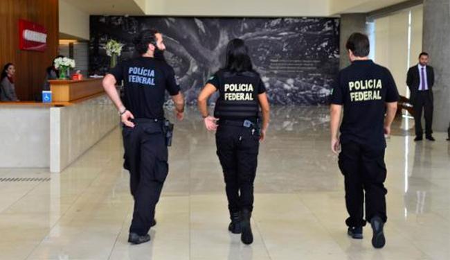 Cento e vinte e quatro policiais e servidores da Controladoria Geral da União participam da ação - Foto: Rovena Rosa | Arquivo | Agência Brasil