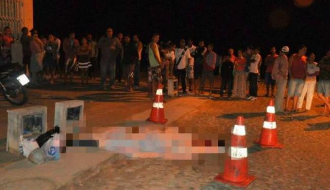 Quadrilha invade Parque da Renovação e mata dois moradores - Foto: Foto | Blog Radar