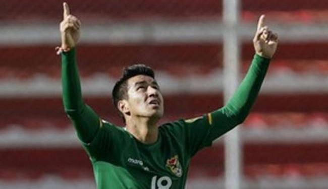Ramallo fez dois gols no 4 a 2 sobre a Venezuela pelas Eliminatórias - Foto: David Mercado   Reuters