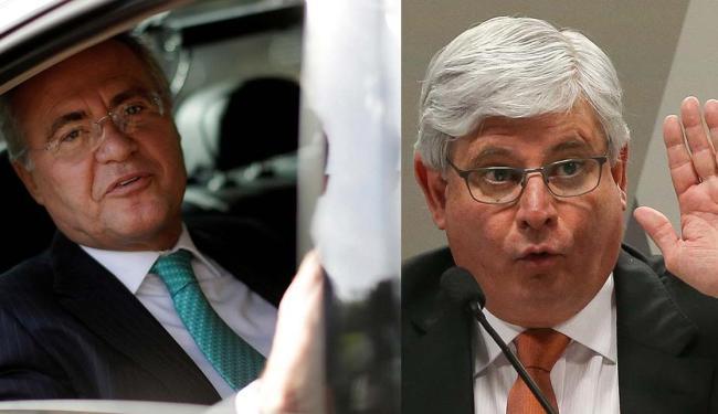 O peemedebista não tem conseguido esconder sua revolta com a atuação do procurador - Foto: Fotos: Agência Reuters e Agência PT