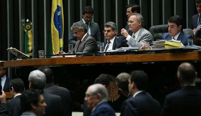 Se STF determinar prisão, senadores só continuam presos com aprovação do Senado - Foto: Agência Brasil