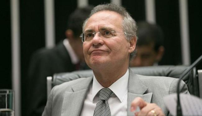 Renan compareceu à superintendência da PF em Brasília na última sexta-feira, 10 - Foto: Fabio Rodrigues Pozzebom   Agência Brasil