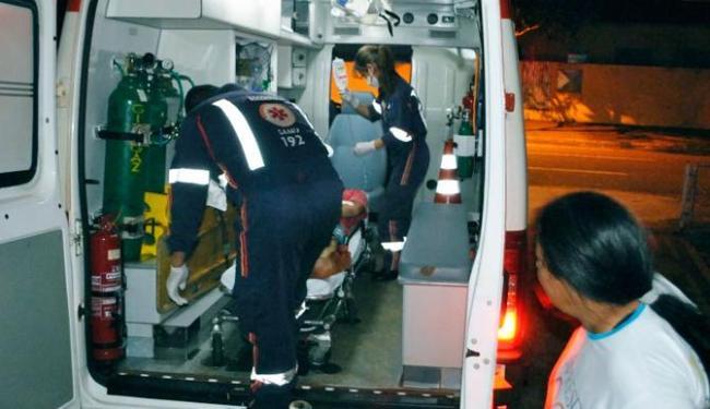 Vítimas foram levadas por equipes do Samu para um hospital em Paulo Afonso - Foto: Reprodução | Google Street View