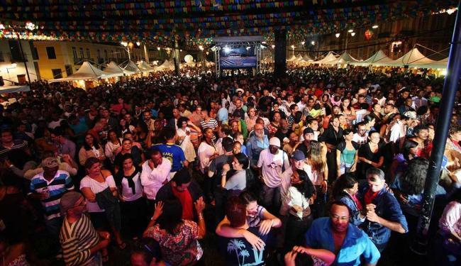 Pelourinho será mais uma vez palco de grandes atrações - Foto: Mateus Pereira   GovBa