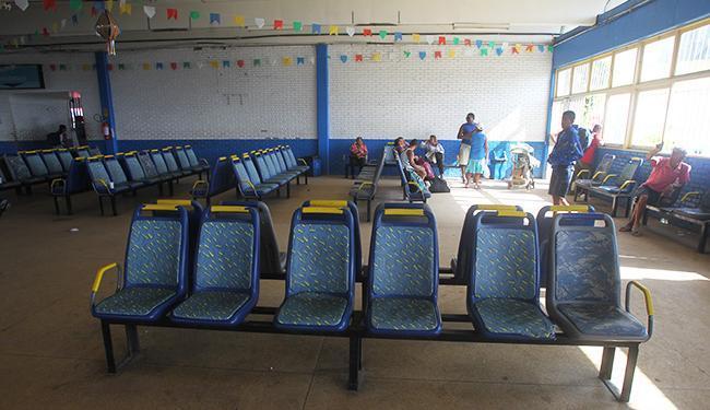 Sem filas, movimento é tranquilo no sistema ferryboat - Foto: Lúcio Távora / Ag. A Tarde