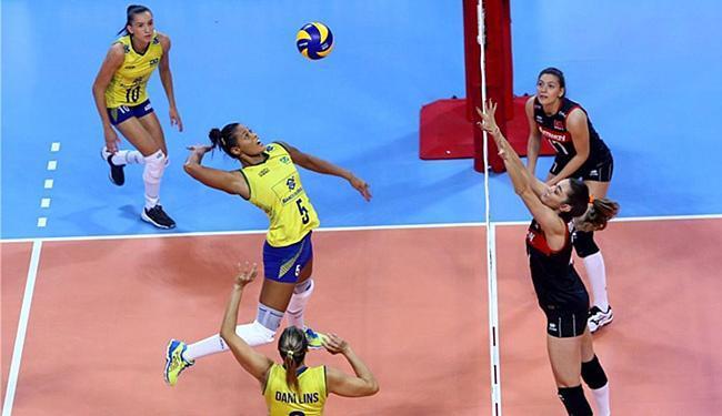 Seleção terminou a etapa classificatória com sete vitória e duas derrotas - Foto: Divulgação l FIVB