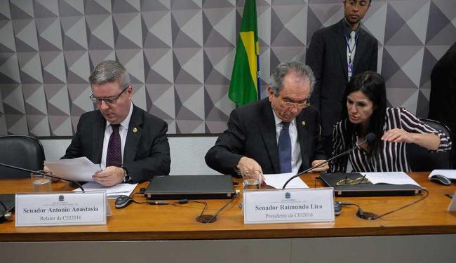 Comissão ouve testemunhas de defesa da presidente afastada Dilma Rousseff - Foto: Pedro França | Agência Senado