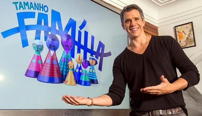 Márcio Garcia vai voltar a ser apresentador na Globo - Foto: Divulgação