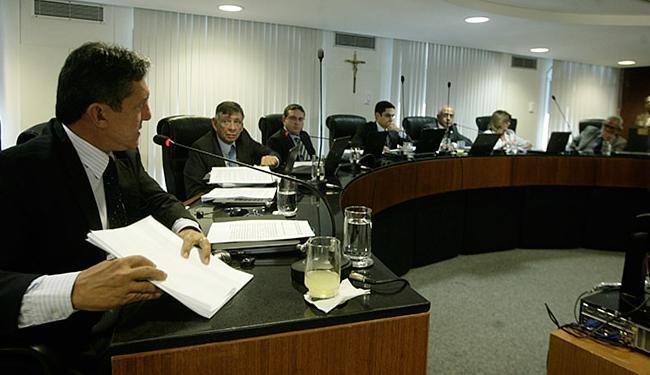 Tribunal vai encaminhar relatório para a Assembleia - Foto: Joá Souza l Ag. A TARDE