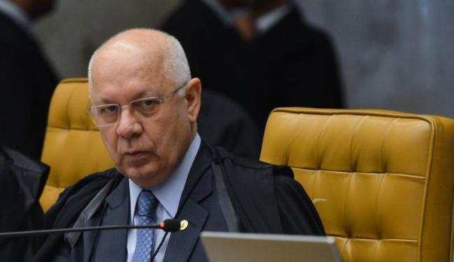 Teori contraria Janot e manda denúncia contra Lula para Brasília - Foto: Angelo Cruz | Agência Brasil