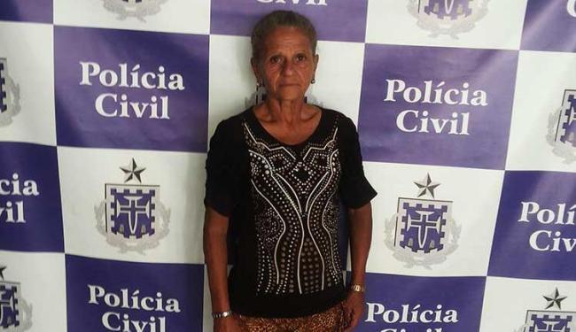 Rosa teria viajado para Pindobaçu pegar a droga - Foto: Divulgação | Polícia Civil