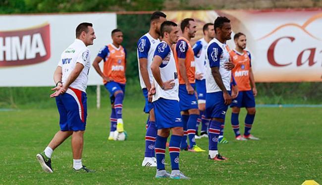 Tricolor espera ter seu melhor público na Série B - Foto: Felipe Oliveira l EC Bahia