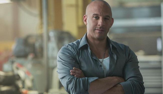 Vin Diesel publicou no perfil pessoal a foto da turma de Velozes e Furiosos - Foto: Divulgação