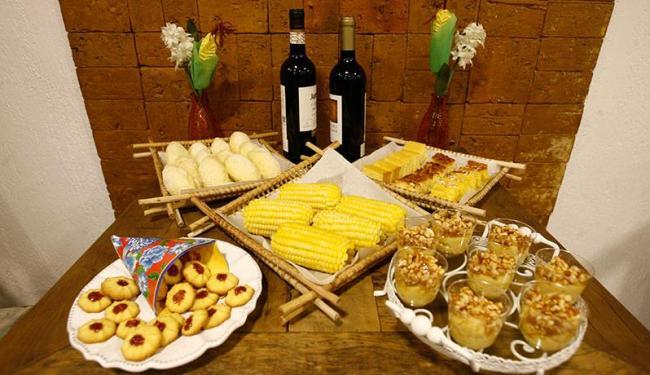Paneville Padaria Gourmet apresenta opções de São João e vinhos refinados - Foto: Adilton Venegeroles | Ag. A TARDE
