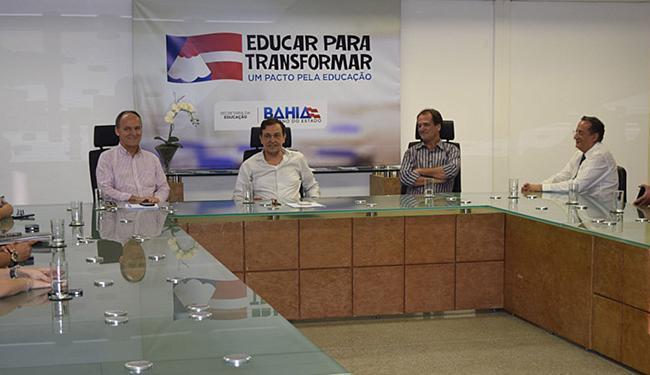 Walter Pinheiro afirma que chega ao cargo
