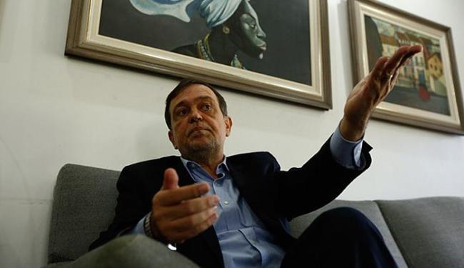 Walter Pinheiro, secretário da Educação do Estado - Foto: Lucas Melo l Ag. A TARDE