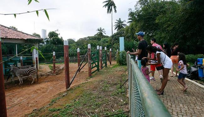 Setores que não estão em reforma estão abertos a visitação normalmente - Foto: Mila Cordeiro l Ag. A TARDE