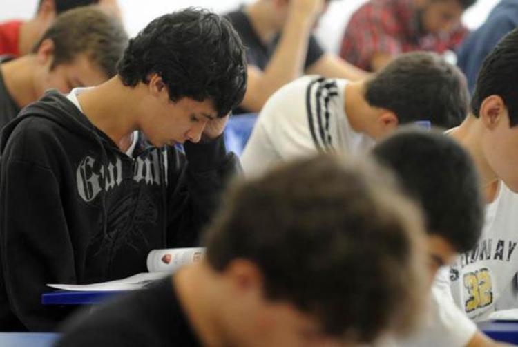 O prazo começou em janeiro e foi prorrogado para garantir que os estudantes concluíssem o processo - Foto: Wilson Dias | Agência Brasil
