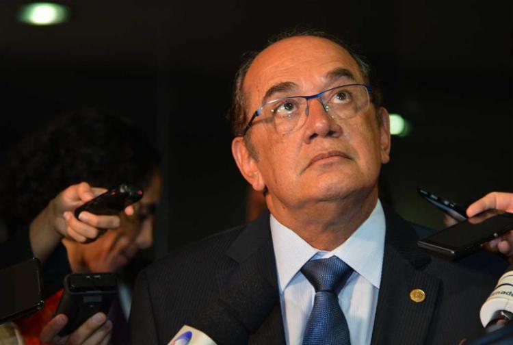 Mendes afirmou que o processo contra Lula