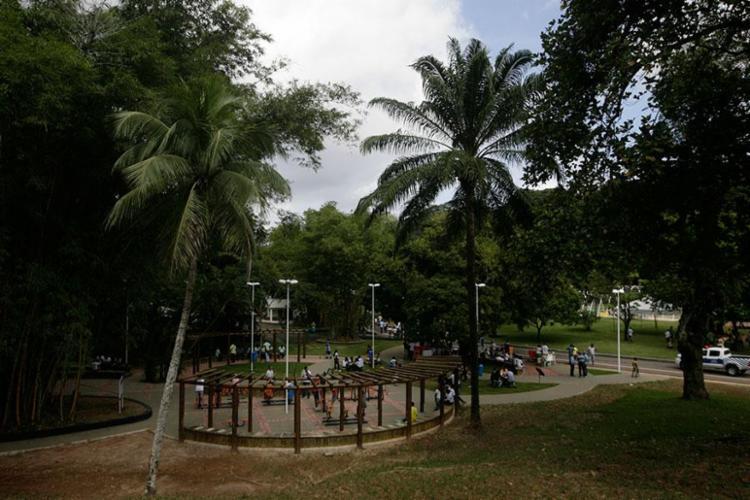 Maioria dos eventos acontecem no Parque da Cidade - Foto: Raul Spinassé | Ag. A TARDE
