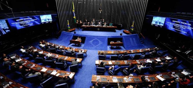 Oposição pediu que PEC dos Gastos Públicos fosse retirada da pauta - Foto: Edilson Rodrigues   Agência Senado