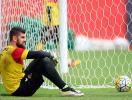 Fernando Miguel pode recuperar titularidade contra Figueira - Foto: Raul Spinassé l Ag. A TARDE
