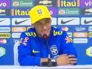 Neymar refuta rótulo de 'presidente' da seleção e diz: 'Não me sinto intocável' - Foto: Reprodução l YouTube