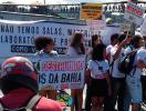 Alunos de universidades estaduais protestam em Salvador - Foto: Joá Souza | Ag. A TARDE