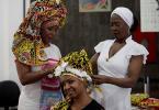 Diversas ações celebram dia dedicado à mulher negra - Foto: Adilton Venegeroles l Ag. A TARDE