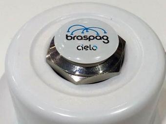 Modelo do botão físico - Foto: Divulgação