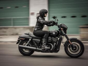 . - Foto: Divulgação Harley-Davidson