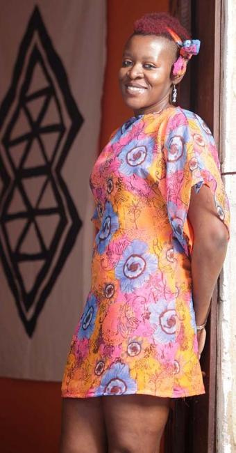 A cantora Okwei Veronny Odili é dona de uma voz quente e aveludada - Foto: Xando P.   Ag. A TARDE