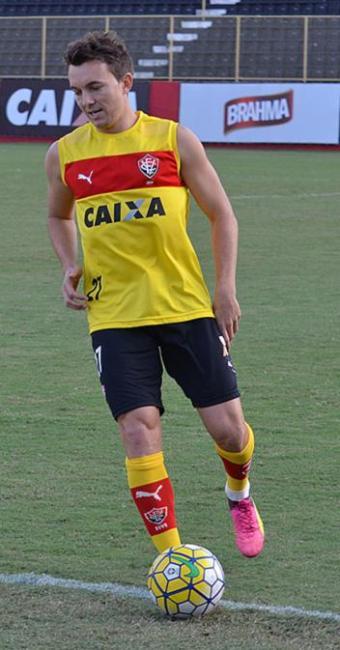 Poupado na Copa do Brasil, Dagoberto estará de volta - Foto: Francisco Galvão l EC Vitória