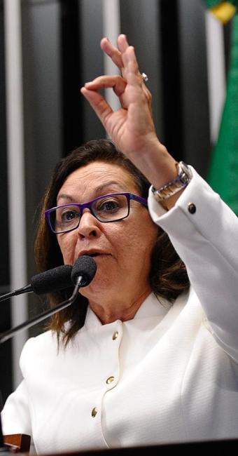 Lídice irá concentrar forças nas eleições no interior - Foto: Moreira Mariz l Agência Senado l 14.7.2015