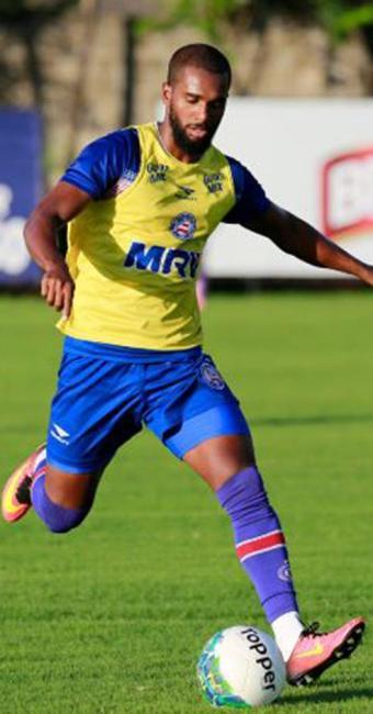 Volante chegou por empréstimo até o final deste ano - Foto: Felipe Oliveira l EC Bahia