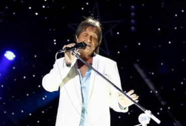 Ampliada venda de ingressos para shows de Roberto Carlos na Bahia