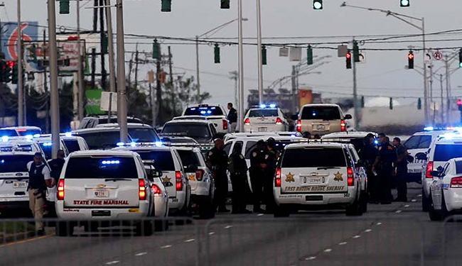 A cidade de Baton Rouge é um dos centros norte-americanos de conflitos raciais - Foto: Joe Penney | Agência Reuters
