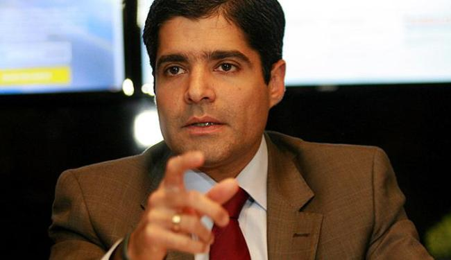 O prefeito ACM Neto (DEM) disputa a reeleição como favorito - Foto: Adilton Venegeroles | Ag. A TARDE