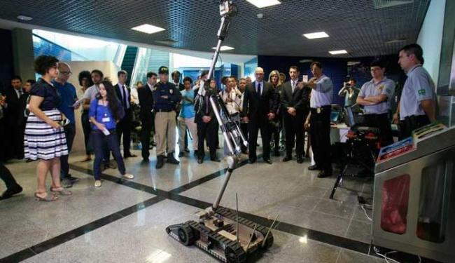 Sobre as questões de segurança do aeroporto, Moraes classificou a avaliação como 100% - Foto: Mila Cordeiro | Ag. A TARDE