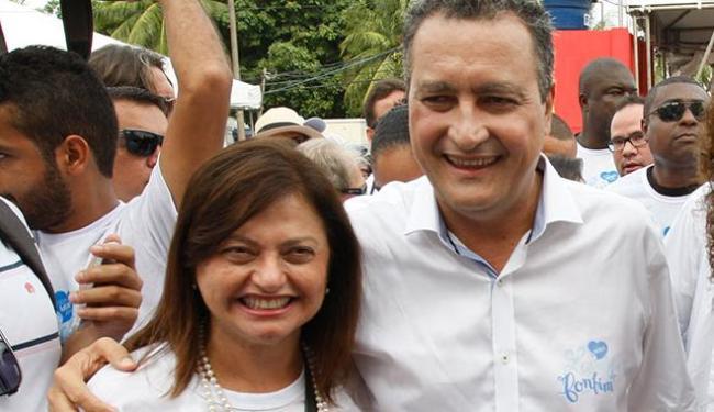Rui ratificou o apoio à indicação de Alice - Foto: Luciano da Matta | Ag. A TARDE | 14.01.16