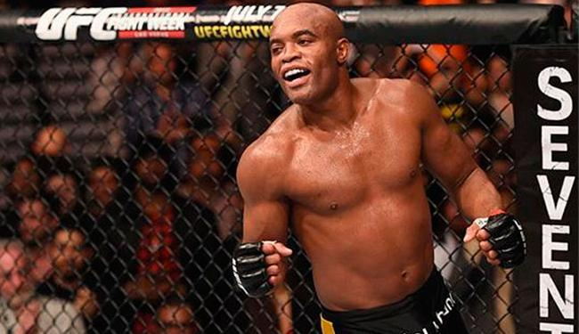 Anderson bateu 90 kg na pesagem, três a menos que Cormier - Foto: Divulgação | UFC