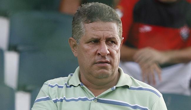 Arnaldo Lira está no comando do Touro do Sertão desde o ano passado - Foto: Luiz Tito l Ag. A TARDE