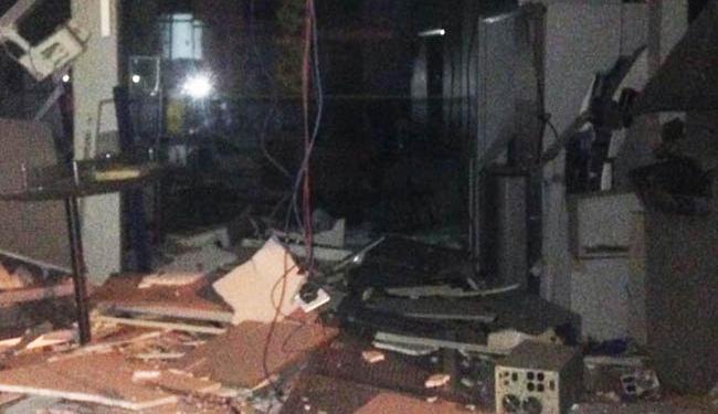 Ação ocorreu na madrugada desta quarta, 6, em Mortugaba; ninguém se feriu - Foto: Polícia Civil / Divulgação