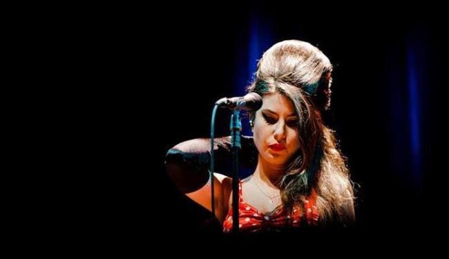 Bruna Góes vai interpretar os sucessos de Amy Winehouse - Foto: Divulgação