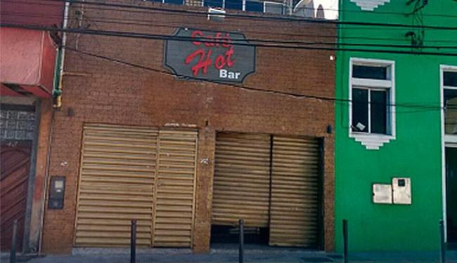 Café Hot foi interditado - Foto: Euzeni Daltro | Ag. A TARDE